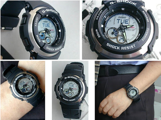 Casio g shock g301br manual woodworkers
