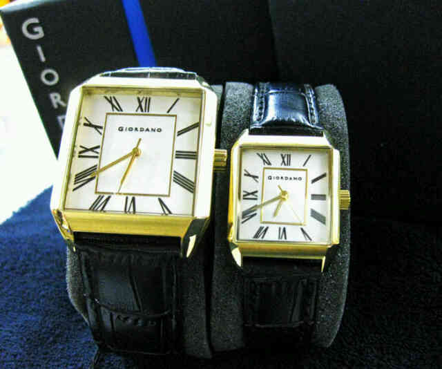 Jam Tangan Giordano 1609 03 couple 1110rb