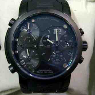 Alexandre Christie AC 6229 All Black jdshf3r8jdskd