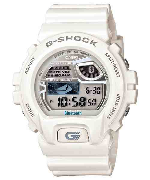 Jam Tangan Bluetooth G Shock GB 5600AA