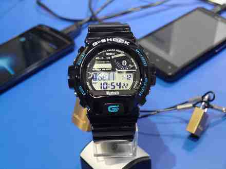 Jam Tangan Bluetooth G Shock GB 6900 AA 4