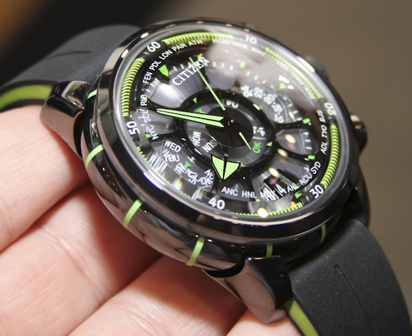 Tips Memperbaiki Jam Tangan Eco Drive Citizen Eco Drive 2