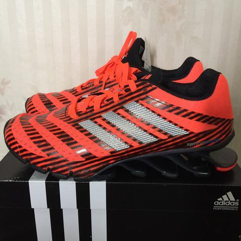 new concept e8f41 75513 Sepatu Running Adidas Springblade Ignite Red Original LIMITED Murah