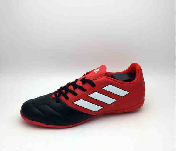 Jual Sepatu Futsal Adidas Original Ace 17.4 IN Red Core Black BB1766 ... b4bc18d74f