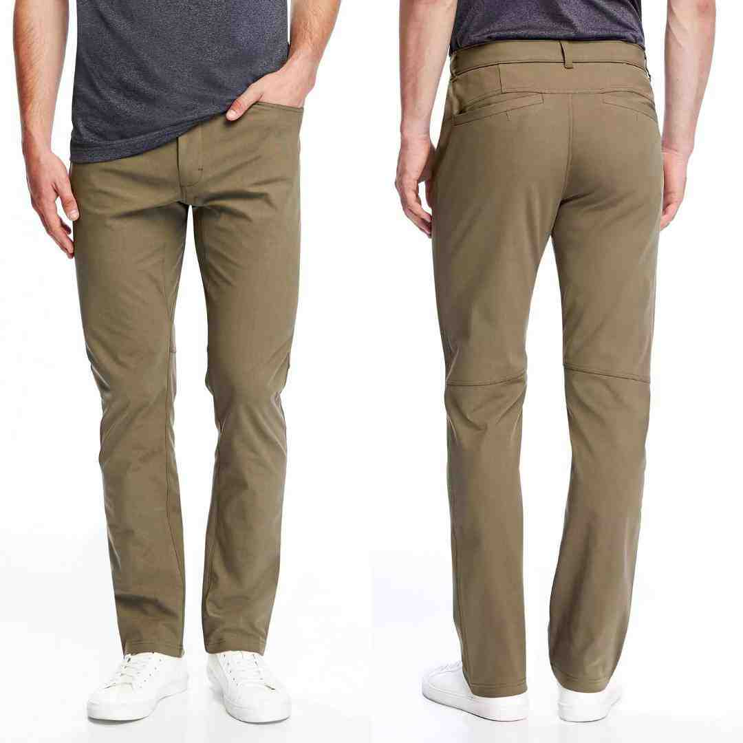 Jual Old Navy Go Dry Performance Stretch Pants For Men Warna Olive Jam Tangan Swatch Original 100  Yes4008 Red Black Ampamp