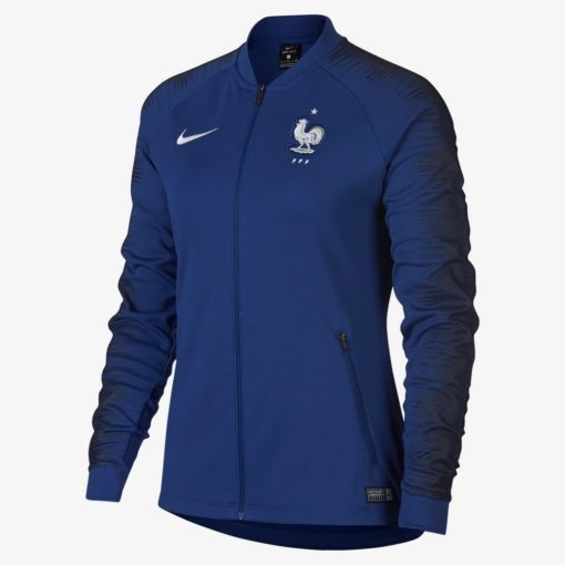 9dcb203d12b Jual Jaket Bola Nike Prancis Anthem Jacket World Cup 2018 Original ...