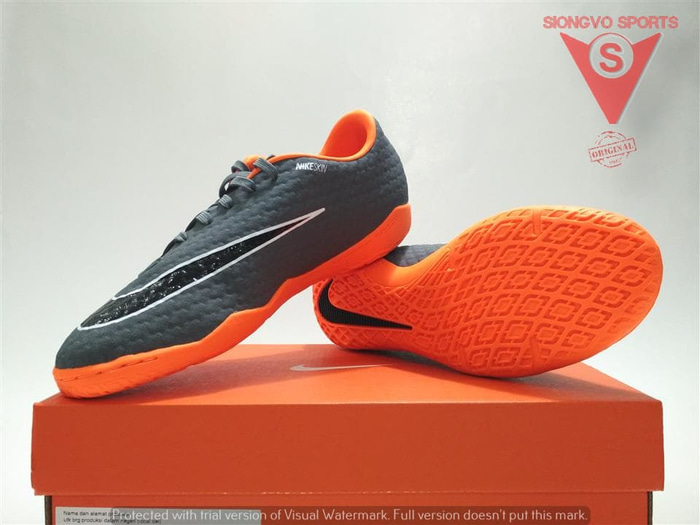 sports shoes 0f1a6 0e468 SEPATU FUTSAL - NIKE PHANTOMX 3 ACADEMY IC ORIGINAL AH7278081 NEW 2018 Murah