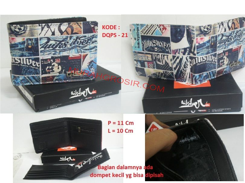 Dompet Quick Silver