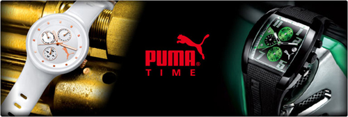 jam tangan PUMA WATCHES