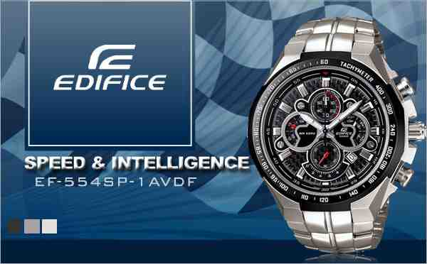 Edifice EF 554 SP-1