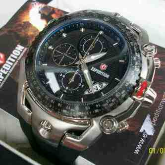 Koleksi Expedition expedition titanium