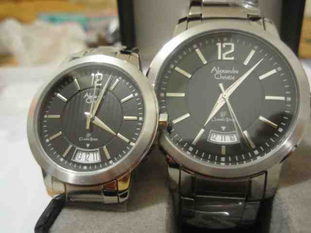 Alexandre Christie AC 8309 Couple